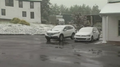 First Fall 2016 Snow Covers Northwest Hills