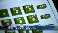 Florist Falls Victim to Phone Scam