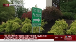 Man Dead After Police Shooting at Foxwoods