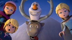 'Frozen' Coming to New Books, Lego Animated Shorts
