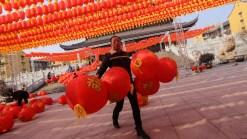 Lanterns, Monkeys and Dragons: Lunar New Year Prep Begins