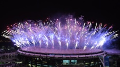 Rio's Goodbye Party: Images from the Closing Ceremony