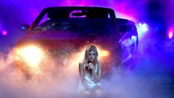 Photos: Selena Gomez, Shawn Mendez Light Up AMAs Stage