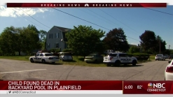 Girl Found Dead in Plainfield Pool