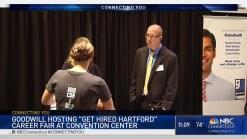 Goodwill Hosts Career Expo in Hartford
