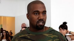 Kanye West Unveils Provocative 'Famous' Video
