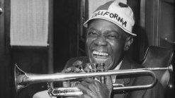 Museum Gets Only Known Film of Louis Armstrong in Studio
