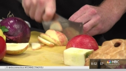 Lyman Orchards Brings in Fall Spread of Apples
