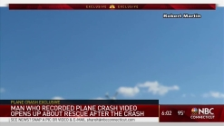Man Recalls Plane Crash into Haddam House