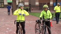 Many Take Part in Bike to Work Day