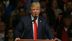 Trump Calls Clinton Supporters 'Animals'