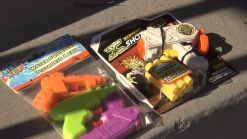 7-Year-Old Punished for Bringing Toy Water Gun to School
