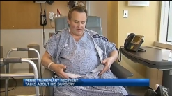 Penis Transplant Recipient Thankful for Doctors