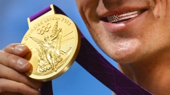 Golden Athletes of the London 2012 Games