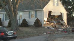 Unusual Crash Shakes Up Residents In Putnam