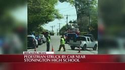 Pedestrian Hit in Stonington