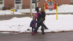 Snow Causes Early Dismissal Of Schools