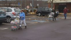 Old Saybrook Braces For Storm