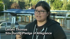 Student Punished For Protesting Pledge