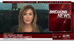 Sex Assault Reported Near University of Hartford