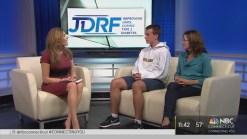 Soccer Game Benefits JDFR