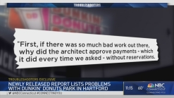 Subcontractor Says He's Owed $400K for Hartford Ballpark