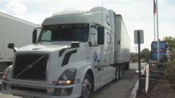Truckers Oppose Electronic Speed Limiters