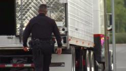 Truck Driver Charged With Human Trafficking