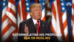 Trump on America's Future at RNC