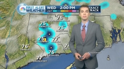 Video Forecast for Afternoon of June 30