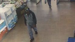 Attempted Robbery At Southington Wal-Mart