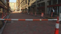 Hartford Business Owners Frustrated With Road Construction Project