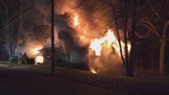 Fire Destroys Willimantic Home