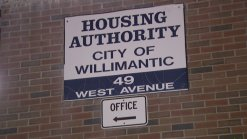 Residents Voice Concerns to Willimantic Housing Authority