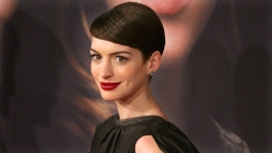 "Anne Hathaway Feels ""Very Honored"" To Be In ""Les Miserables"""