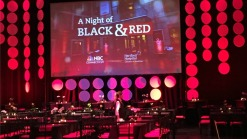 Black and Red Gala