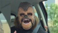 'Chewbacca Mom' to Meet 'Star Wars' Chewbacca Actor