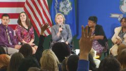 Taxpayers On Hook For Presidential Campaign Visits