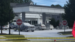 Fire System Discharges at Deep River Gas Station