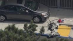 Del Mar Heights Elementary School Crash (Chopper)