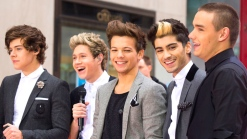 One Direction Talks Touring