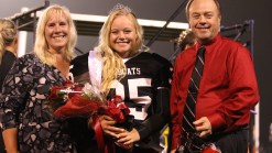 Homecoming Queen Is Also Varsity Linebacker