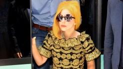Lady Gaga Devastated by Storm Sandy