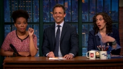 Racial and Gender Jokes Seth Meyers Can't Tell