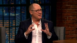 'Late Night': James Spader Embraces the Writers' Eyerolls