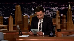 'Tonight Show' Tweets: #MyDumbLie