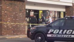 Police Stop Newington Robbery