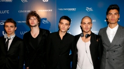 The Wanted At Their First AMAs