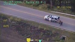 Unarmed Oklahoma Man Fatally Shot By Police