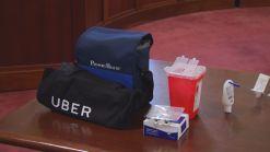 Uber Offers Flu Shots